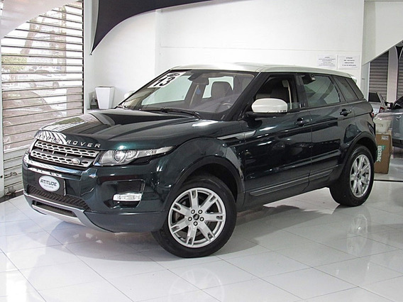 Land Rover Range Rover Evoque 2.0 Pure Gasolina 4p 2013