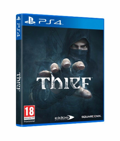 Thief Ps4 Lacrado