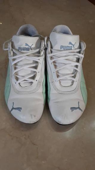 Zapato Deportivo De Dama Puma Talla 38