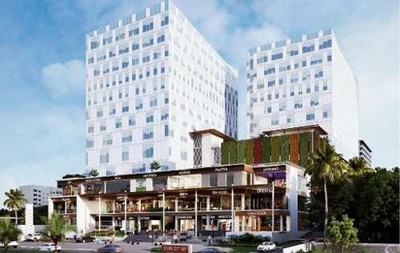 Consultorio Acondicionado Nuevo En Renta Zona Céntrica De Cancún. Mod. C-0921