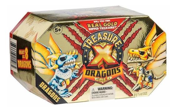 Caçador De Tesouros Treasure X Quest For Dragons Gold