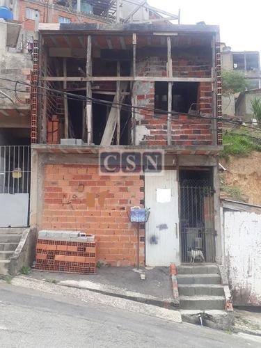 Imagem 1 de 11 de Sobrado - Venda - Itapevi/ Sp - Csn---399