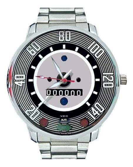 Relógio De Pulso Velocímetro Fusca 140 Km 1960 Volkswagen