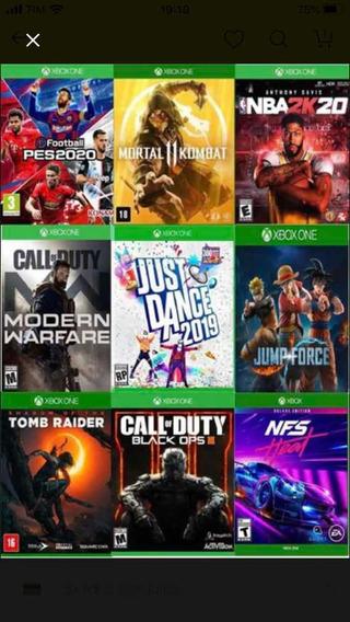 2 Jogos Xbox One Mídia Digital Por Apenas 25 Reais