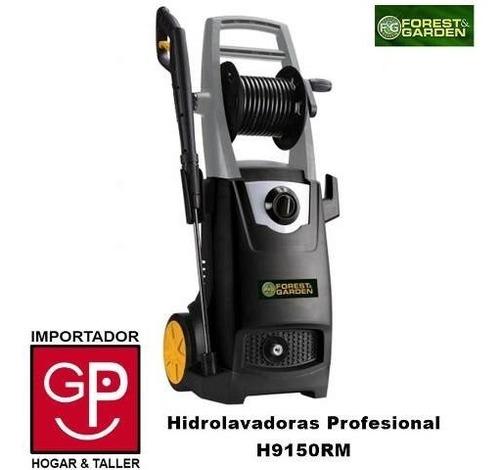 Hidrolavadora Profesional H9150rm Forest & Garden G P
