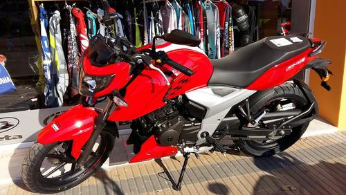 Tvs 160 Rtr - 0km - El Flaco Motos