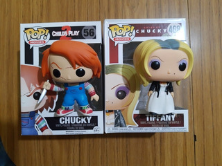 Funko Pop Chucky Y Tiffany