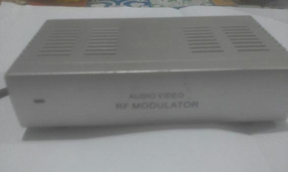 Audio Video Rf Modulator Bivolt