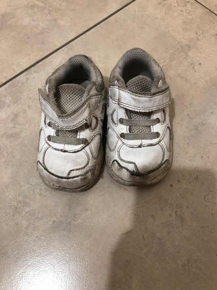 Zapatillas Nike 19 Blancas