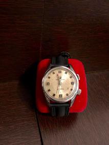 Relógio Despertador De Pulso Vintage A Corda - Nec. Revisao