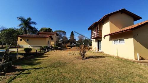 Imagem 1 de 30 de Chácara Village Campinas - Ch0185