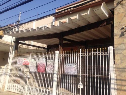Imagem 1 de 10 de Sobrado - Belenzinho - Ref: 575 - V-575