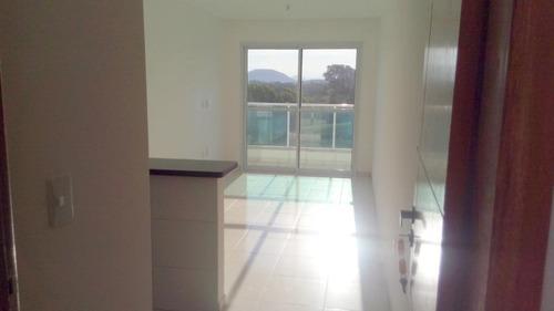 Apartamento Em Enseada Azul, Guarapari/es De 40m² 1 Quartos À Venda Por R$ 230.120,00 - Ap351801