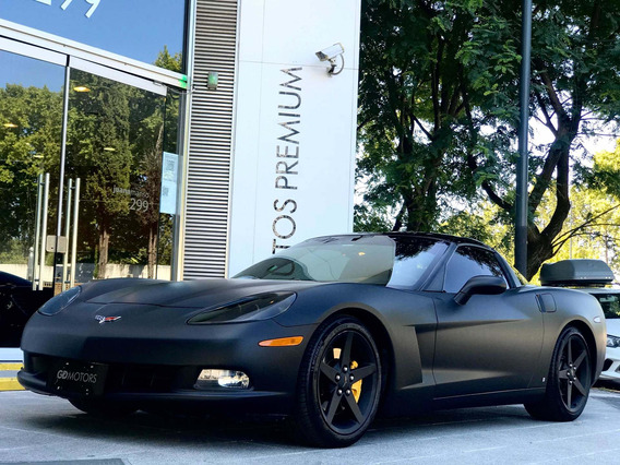 Gd Motors Chevrolet Corvette 2007 V8