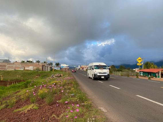 Vendo Lote Aorilla De Carretera Zacatlan-chignahuapan