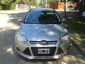 Ford Focus 1,6 S 4 Puertas 2015 14750 Kms