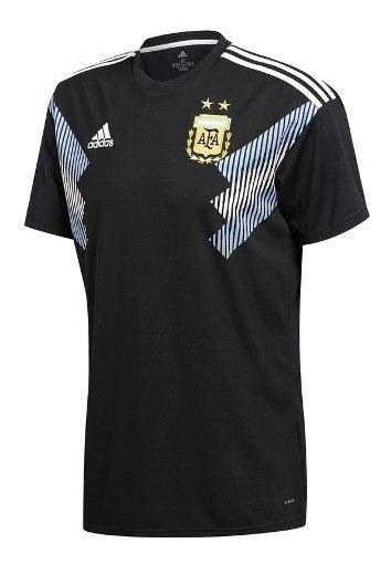 Jersey Oficial Selección De Argentina Visitante [add1255]