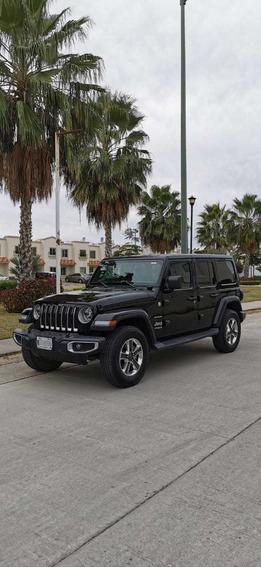 Jeep Sahara Unlimited 2018