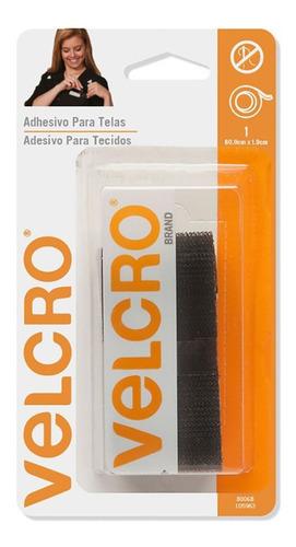 Cinta Velcro Brands Con Adhesivo Para Tela 60x1.9cm Febo
