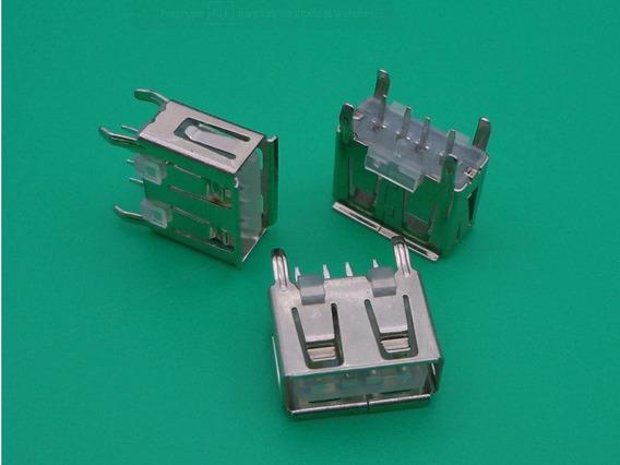 10 Unidades Usb Femea Pioneer Deh