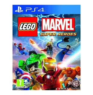 Ps4 Lego Marvel Super Heroes - Juego Fisico - Haisgame