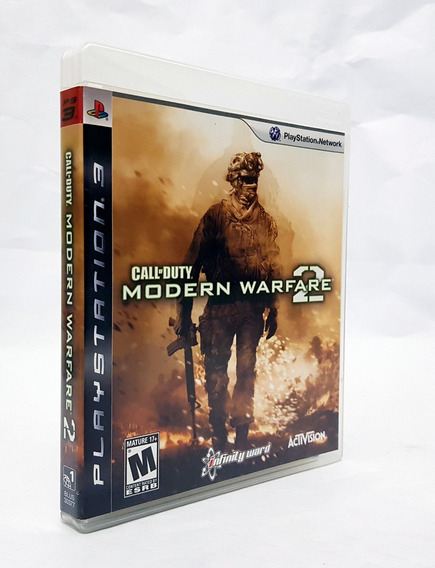 Call Of Duty Modern Warfare 2 Ps3 Original Midia Fisica