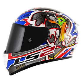 Capacete Ls2 Ff323 Arrow R Alex Barros Tricomposto