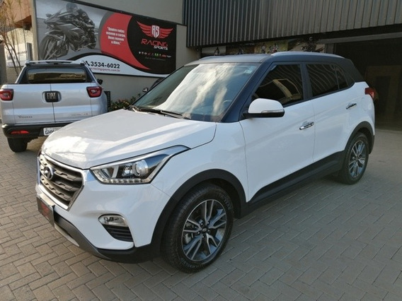 Hyundai - Creta 2.0 Prestige Flex - 2018