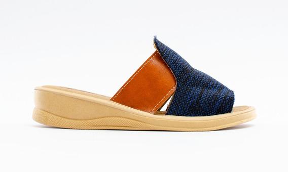 Zapatos Chinelas Suffle Dama S1535