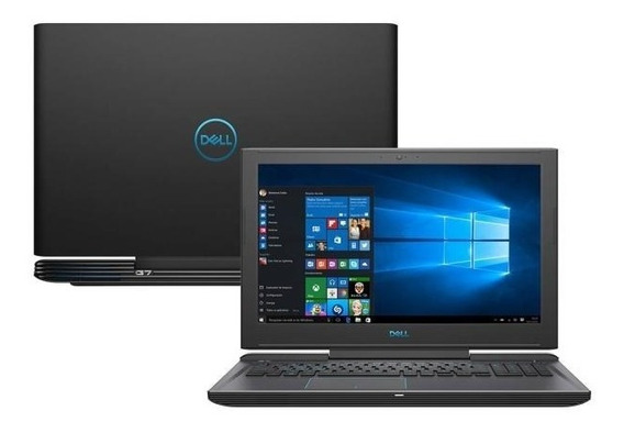 Notebook Gamer Dell G7 15 16gb 1tb + 256 Gb Ssd - Completo