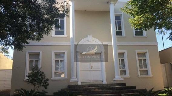 Casa Com 3 Dormitórios Para Alugar, 600 M² Por R$ 4.000/mês - Condomínio Jardim Theodora - Itu/sp - Ca0418