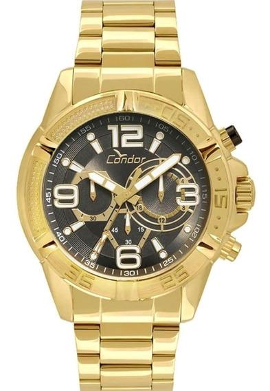 Relógio Masculino Condor Covd54au/4c Barato Original