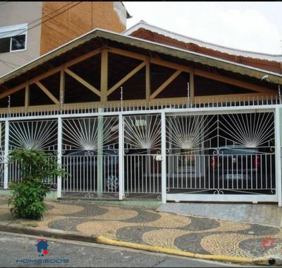 Vendo Casa São Bernardo - Campinas - Boa Oportunidade - Excelente E Ampla Casa, Muito Bem Estruturada E Conservada, Em Ótima Localização . - Ca00416 - 33761284