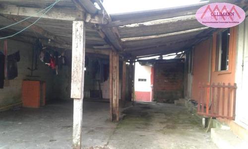 Chácara Para Venda Em Rio Grande Da Serra, Chacara São Paulo, 3 Dormitórios, 1 Suíte, 2 Banheiros, 2 Vagas - 0541/2019_2-933253