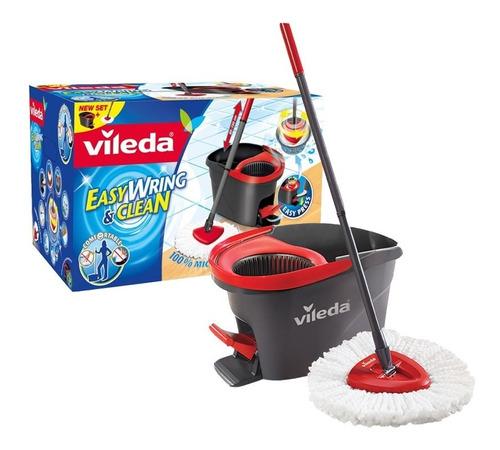 Imagen 1 de 9 de Vileda Easy Wring & Clean Mopa + Exprimidor Centrifugo