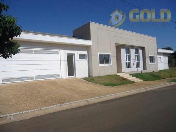 Casa Residencial Para Locação, Condomínio Villa Lobos, Paulínia - Ca0031. - Ca0031