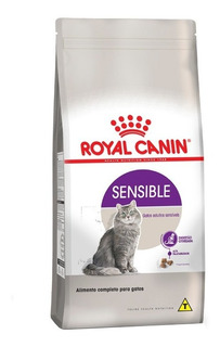 Ração Royal Canin Sensible Gatos Adultos Sensíveis 7.5kg