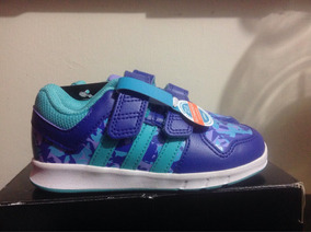 Remate Tenis adidas Kids Non Marking Trainer #15 Bebe Casual