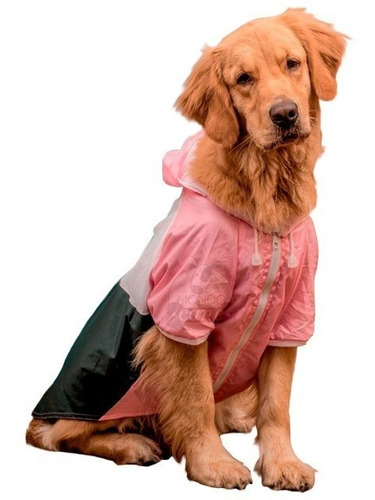 Pilotos Para Perros Forrados  Rompevientos  Talles Grandes