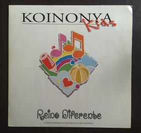 Lp Koinonya Kids - Reino Diferente / Comunidade Evangélica