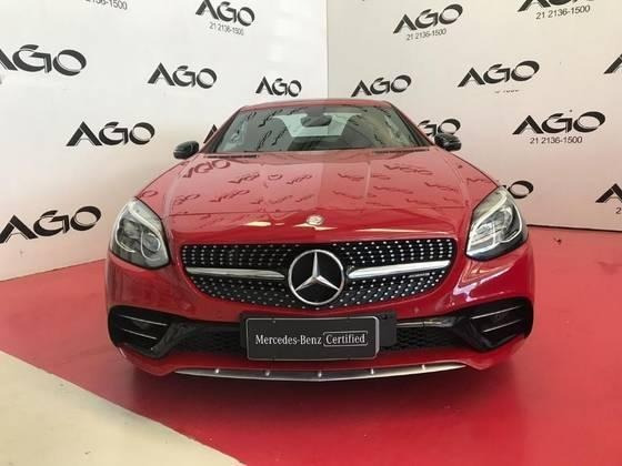 Mercedes Benz Slc 43 Amg 3.0 2017