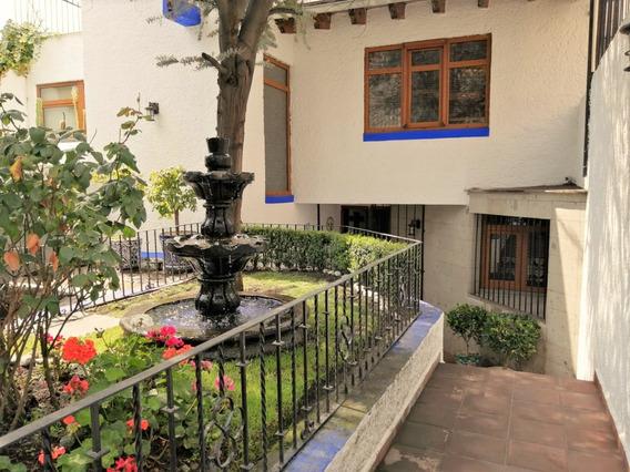 Casa En Venta En Las Águilas En Villa Verdún, Alvaro Obregon