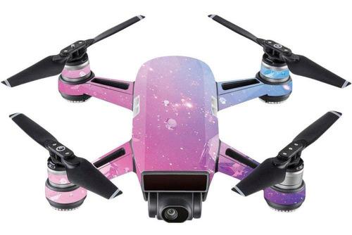Skin Para Dji Spark Mini Drone  Pink Diamond   Mightysk-4gh