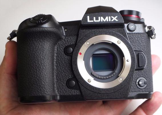 Panasonic Lumix Dc-g9 Com Slow Motion 4k 60p Corpo G9 Ñ Gh5