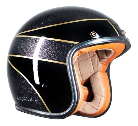 Capacete Urban Helmets Ed. Unica Celio Dobrucki Cinza/preto