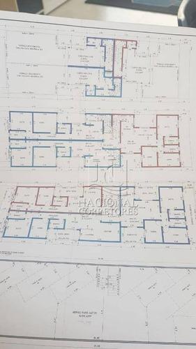 Cobertura Com 2 Dormitórios À Venda, 96 M² Por R$ 350.000,00 - Vila Camilópolis - Santo André/sp - Co4220