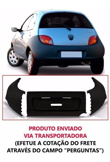 Kit Parachoque Ford Ka 97 98 99 2000 2001 Traseiro (3 Peças)