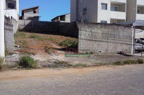Imagem 1 de 2 de Terreno À Venda, 250 M² Por R$ 198.000,00 - Parque Senhor Do Bonfim - Taubaté/sp - Te0219