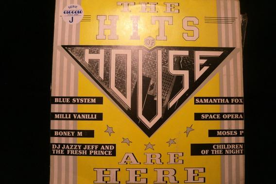 The Hits Of House Variado Internacional De 1988 Vinilo Lp