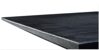 Piso Placa Manta Borracha Industrial Maquinas 25x25cm 25mm